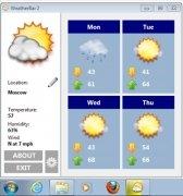 WeatherBar Изображение 2 Thumbnail