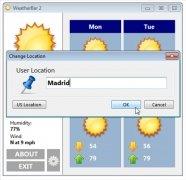 WeatherBar Изображение 3 Thumbnail