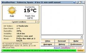 WeatherMan imagen 1 Thumbnail