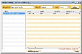 WeatherMan imagem 2 Thumbnail