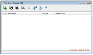 Web Stream Recorder imagen 4 Thumbnail
