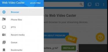 Web Video Caster imagen 5 Thumbnail