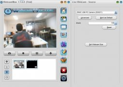 WebcamMax Изображение 1 Thumbnail