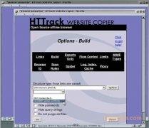WebHTTrack imagem 3 Thumbnail