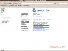 Webmin Изображение 4 Thumbnail