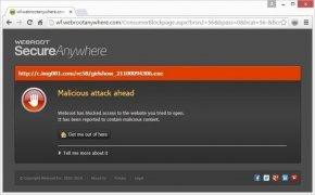 Webroot SecureAnywhere AntiVirus imagen 7 Thumbnail