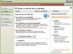 Webroot Spy Sweeper bild 1 Thumbnail