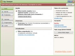Webroot Spy Sweeper bild 3 Thumbnail