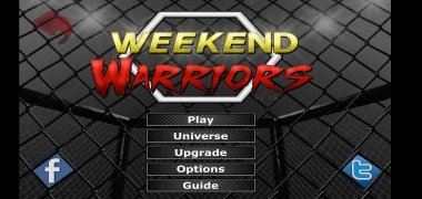 Weekend Warriors MMA imagem 3 Thumbnail