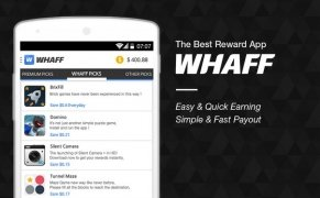 WHAFF Rewards imagen 4 Thumbnail