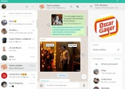 WhatsApp Messenger immagine 8 Thumbnail
