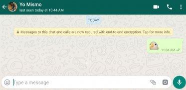 WhatsApp Dark 画像 4 Thumbnail