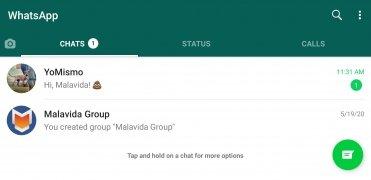 WhatsApp GO imagen 1 Thumbnail