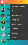 WhatsApp PLUS Holo image 6 Thumbnail