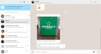 WhatsApp Web imagem 3 Thumbnail