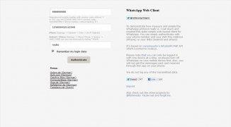 WhatsApp Web Client imagen 2 Thumbnail