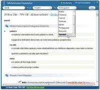 WhiteSmoke Translator imagem 1 Thumbnail