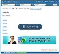 WhiteSmoke Translator imagem 4 Thumbnail