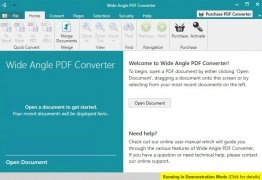 Wide Angle PDF Converter immagine 1 Thumbnail