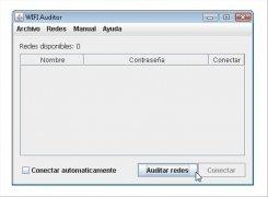 WIFI Auditor  1.0 Español imagen 1