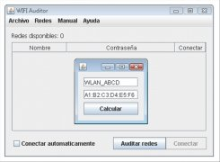 WIFI Auditor  1.0 Español imagen 2