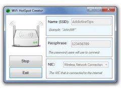 WiFi HotSpot Creator image 1 Thumbnail