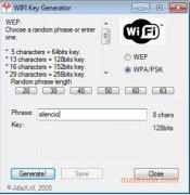 WIFI Key Generator imagen 2 Thumbnail