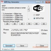 WIFI Key Generator imagen 3 Thumbnail