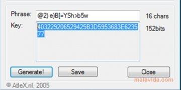 WIFI Key Generator imagen 4 Thumbnail
