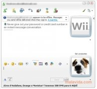 Wii Messenger imagem 4 Thumbnail
