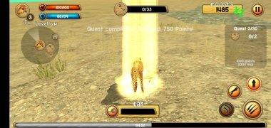 Wild Cheetah Sim 3D imagen 11 Thumbnail
