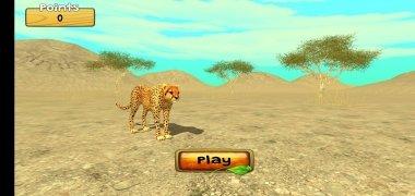 Wild Cheetah Sim 3D imagen 2 Thumbnail