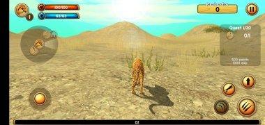 Wild Cheetah Sim 3D imagen 3 Thumbnail
