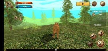 Wild Cougar Sim 3D imagen 3 Thumbnail