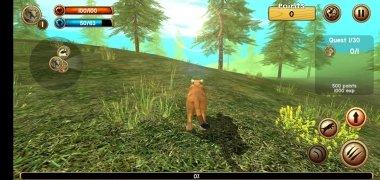 Wild Cougar Sim 3D imagen 4 Thumbnail