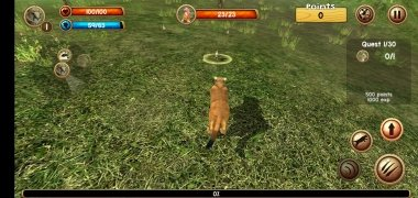 Wild Cougar Sim 3D imagen 5 Thumbnail