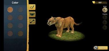 Wild Cougar Sim 3D imagen 8 Thumbnail