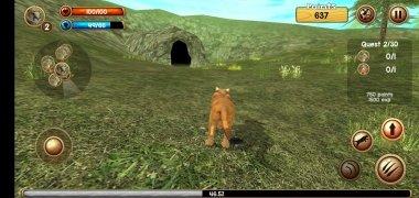 Wild Cougar Sim 3D imagen 9 Thumbnail