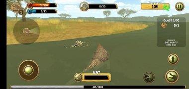 Wild Crocodile Simulator 3D imagem 1 Thumbnail