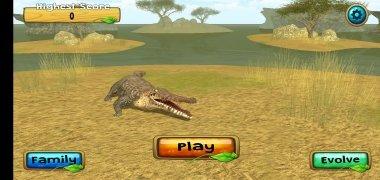 Wild Crocodile Simulator 3D imagem 2 Thumbnail
