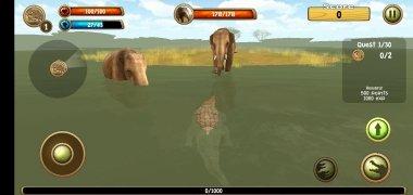 Wild Crocodile Simulator 3D imagem 6 Thumbnail