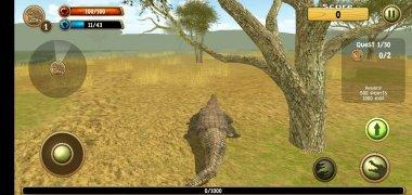 Wild Crocodile Simulator 3D imagem 8 Thumbnail