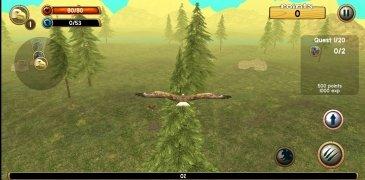 Wild Eagle Sim 3D imagen 5 Thumbnail