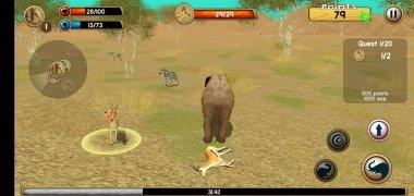 Wild Elephant Sim 3D imagen 1 Thumbnail