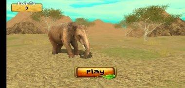 Wild Elephant Sim 3D imagen 2 Thumbnail
