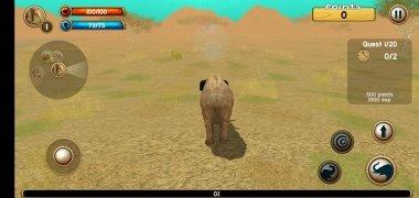 Wild Elephant Sim 3D imagen 3 Thumbnail