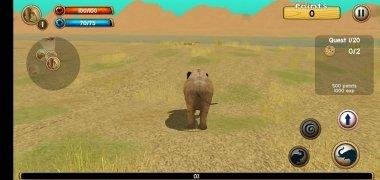 Wild Elephant Sim 3D imagen 4 Thumbnail