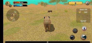 Wild Elephant Sim 3D imagen 6 Thumbnail