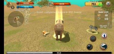 Wild Elephant Sim 3D imagen 7 Thumbnail