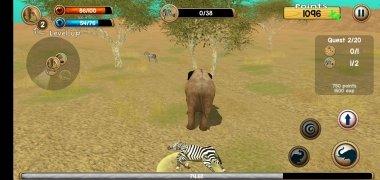 Wild Elephant Sim 3D imagen 8 Thumbnail